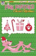Pink Panther Classic Christmas #1 Ltd Ed Retro Animation Cvr