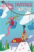 Pink Panther vs Inspector #1 Pink Hijinks Cvr