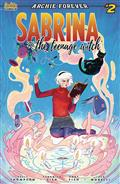 Sabrina Teenage Witch #2 (of 5) Cvr A Fish