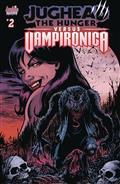 Jughead Hunger vs Vampironica #2 Cvr C Robertson (MR)
