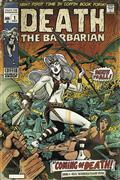 Lady Death Sworn #1 Death The Barbarian Damaged Ed