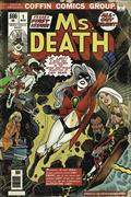 Lady Death Sworn #1 Ms Death Damaged Ed