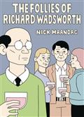 Follies of Richard Wadsworth GN