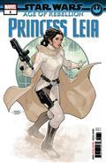 DF Star Wars Age Rebellion Princess Leia #1 Sgn Dodson