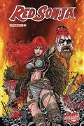 DF Red Sonja #1 Haeser Foc Color Var