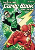 OVERSTREET-COMIC-BK-PG-HC-VOL-48-FLASH-GREEN-LANTERN