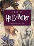 ART-OF-HARRY-POTTER-MINI-BOOK-OF-CREATURES-HC-(C-0-1-0)