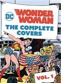 DC Comics Wonder Woman Comp Covers Mini HC Vol 01