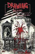 Drawing Blood Splilled Ink #1 (of 4) Cvr B Eastman (MR)