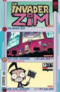 Invader Zim #43 Cvr A (C: 1-0-0)