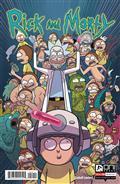 Rick & Morty #50 Cvr A (C: 1-0-0)