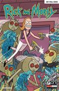 Rick & Morty #5 50 Issues Special Var (C: 1-0-0)