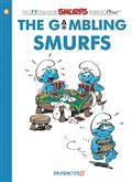 Smurfs GN Vol 25 Gambling Smurfs