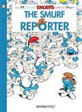 Smurfs GN Vol 24 Smurf Reporter