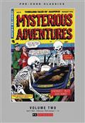 Pre Code Classics Mysterious Adventures HC Vol 02 (C: 0-1-1)