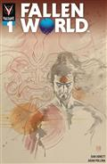 Fallen World #1 (of 5) Cvr F #1-5 Pre-Order Bundle Ed (Net)