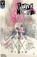 Punk Mambo #2 (of 5) Cvr B Mack