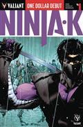 Ninja-K Dollar Debut