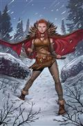 Dragonsblood #1 (of 4) Cvr C Mccoy