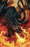 Dragonsblood #1 (of 4) Cvr D Tolibao