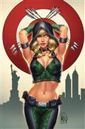 Robyn Hood Outlaw #4 (of 6) Cvr C Dipascale