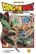 Dragon Ball Super GN Vol 05 (C: 1-0-1)