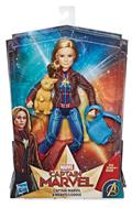 Captain Marvel Dlx Hero Fashion Doll Cs (Net) (C: 1-1-2)