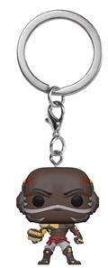 Pocket Pop Overwatch Doomfist Fig Keychain (C: 1-1-2)