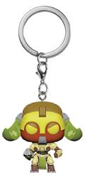 Pocket Pop Overwatch Orisa Fig Keychain (C: 1-1-2)