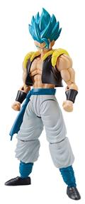 Dragon Ball Super Ssgss Gogeta Figure-Rise Mdl Kit (Net) (C: