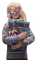 Harry Potter Series Luna Lovegood 1/6 AF (Net) (C: 0-1-2)