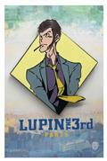 Lupin The Third Diamond Lupin Pin (C: 1-1-2)