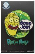 Rick And Morty Cromulon Good Job Pin (C: 1-1-2)
