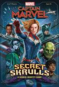 CAPTAIN-MARVEL-SECRET-SKRULLS-CARD-GAME-(Net)-(C-0-1-2)