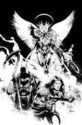 Dark Nights Death Metal #1 (of 6) Midnight Party Variant
