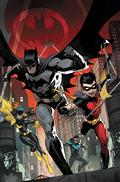 Batman The Adventures Continue #1 (of 6) Dan Mora Var Ed
