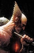 Hawkman #24 Gerardo Zaffino Var Ed