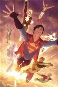 Legion of Super Heroes #7 Card Stock Alex Garner Var Ed