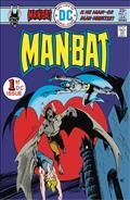 Man Bat #1 Facsimile Edition