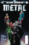 Dollar Comics Dark Knights Metal #1