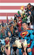 Justice League of America By Brad Meltzer Dlx Ed HC