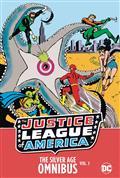 Justice League of America Silver Age Omnibus HC Vol 01 New E