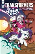 My Little Pony Transformers #1 (of 4) 10 Copy Incv (Net)