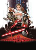 Star Wars Rise of Skywalker GN TP (C: 1-1-2)