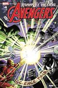 Marvel Action Avengers (2020) #4 Cvr A Mapa