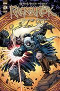 Ragnarok Breaking of Helheim #6 (of 6) Cvr A Simonson