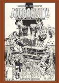 Michael Golden Micronauts Artist Ed HC (Net) (C: 0-1-2)