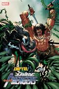 Empyre Savage Avengers #1 Sandoval Var