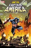 Empyre Captain America #1 (of 3)