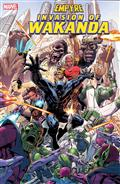 Empyre Invasion of Wakanda #1 (of 3)